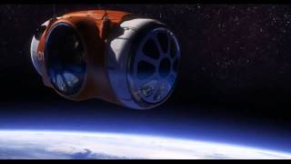 Space 75K Edge Of Space Balloon Ride Gets FAA Approval   Animation