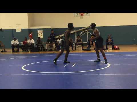 Lewis Johnson v. Hyde Park Comer Wrestling
