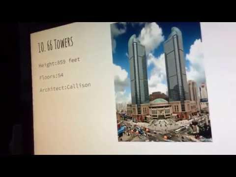 Top 10 Tallest Buildings in Shanghai