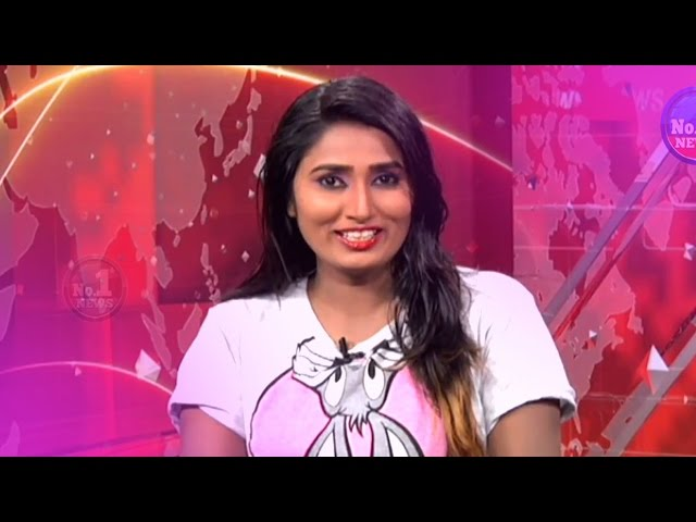 Swathi Naidu   Kalayika   Dr. Alla Satyanarayana Reddy    No.1 News