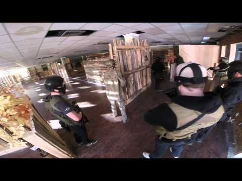 Capital Airsoft Indoor Field - Jan 11th 2015