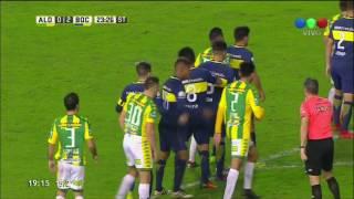 Aldosivi 0-4 Boca Juniors - Fecha 28 Torneo Argentino 2016/17