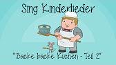 Backe Backe Kuchen Veganisiertes Kinderlied Youtube