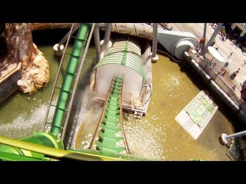 Incredible Hulk POV Universal Islands Of Adventure Florida Roller Coaster