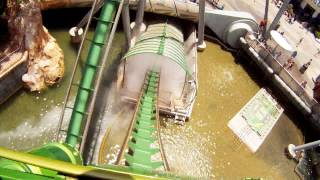 Incredible Hulk! Roller Coaster POV Full Universal Studios Islands Of Adventure Florida HD