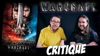 Critique Warcraft le Film (Attention Spoilers !)