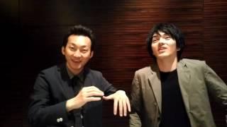 「火花」林遣都&波岡一喜インタビュー 林遣都 検索動画 13
