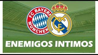 Real Madrid - Bayern Munich: ENEMIGOS ÍNTIMOS