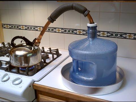 طرق تنقية المياه فى المنزل بطرق طبيعية وبنفسك Youtube