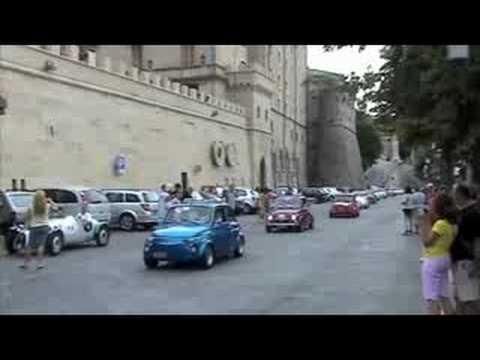 Fiat 500 meeting in San Marino (20080713) - part 1/2