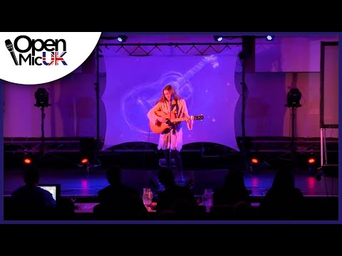 Original Song - BE OK Performed by SALLY CROSBY at Milton Keynes Open Mic UK Singing Competition
