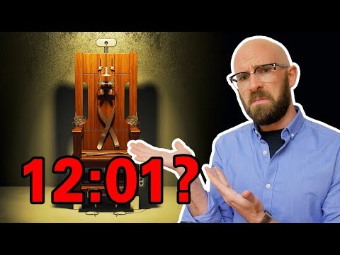 Why Were Executions Held at Midnight?