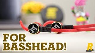 Review SFIDN Fits Sonyxer Gear 6 Bluetooth Earphone Sport untuk Basshead