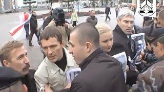 Акции памяти: пропавшие политики Беларуси