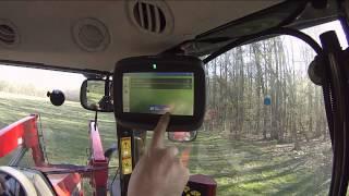 Поле керівництво / Основи GPS з аг лідер компас