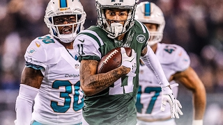 Robby Anderson | Rookie Season Highlights