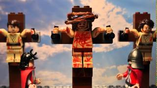 He Is Risen! Lego stop motion animation made for Victory Church Easter 2014