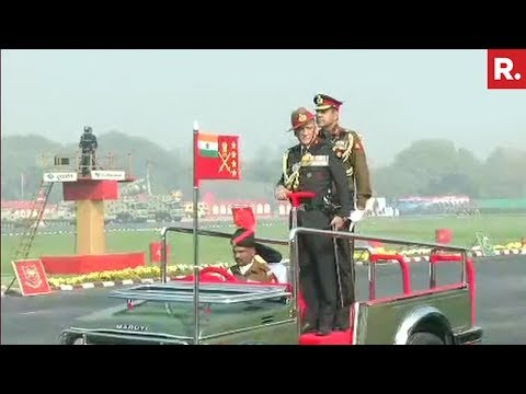 70th Army Day Celebrations