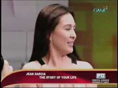 "Showbiz Central ""The Story of Your Life"" with Ms Jean Garcia part 1"