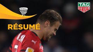 Stade Rennais FC - FC Nantes ( 2-1 ) (1/8 de finale) - Résumé - (SRFC - FCN) / 2018-19