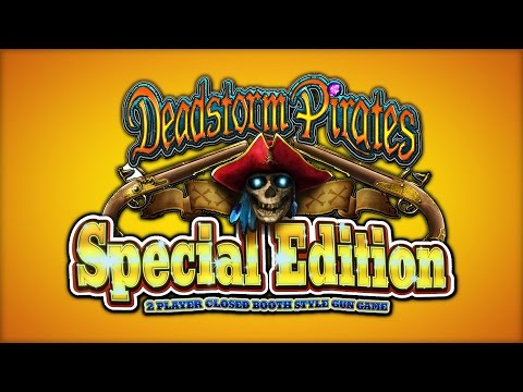 Deadstorm Pirates Special Edition - Arcade Video Game