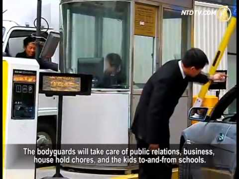 Social upheaval: The bodyguard business is booming in China