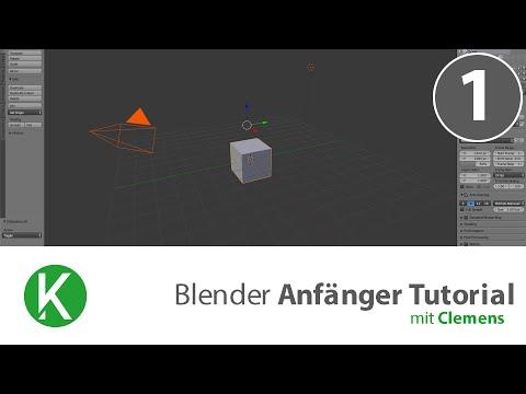 Blender Anfänger Tutorial #01 | installieren [Blender 2.73][Deutsch | German][Full HD] von YouTube · Dauer:  3 Minuten 13 Sekunden