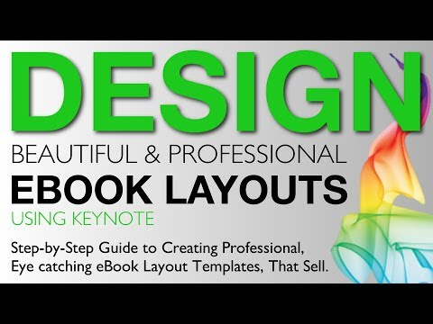 ebook design design professional eye catching ebook layout templates using keynote pt1 youtube. Black Bedroom Furniture Sets. Home Design Ideas