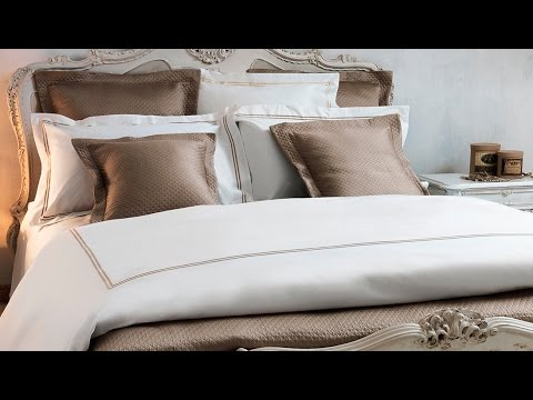 How Frette Sheets are made - BrandmadeTV