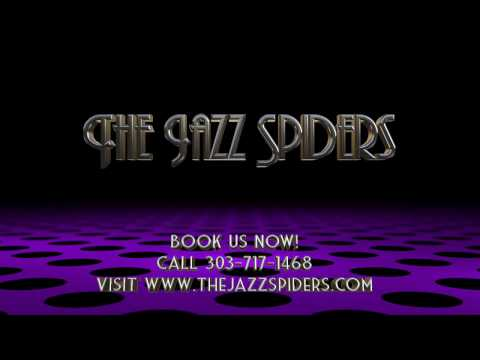 The Jazz Spiders Denver's Jazz Band 2017