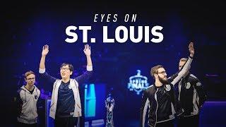 Eyes on St. Louis | 2019 LCS Spring Finals (TSM vs Team Liquid…