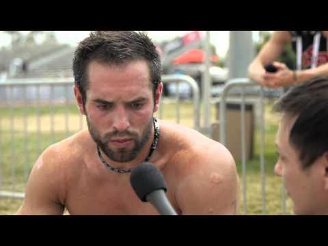 Interview: Rich Froning Jr. - Reebok CrossFit Games 2012
