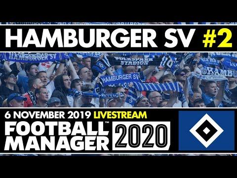 HAMBURGER SV FM20 BETA | Stream 2 | JANUARY TRANSFERS | Football Manager 2020