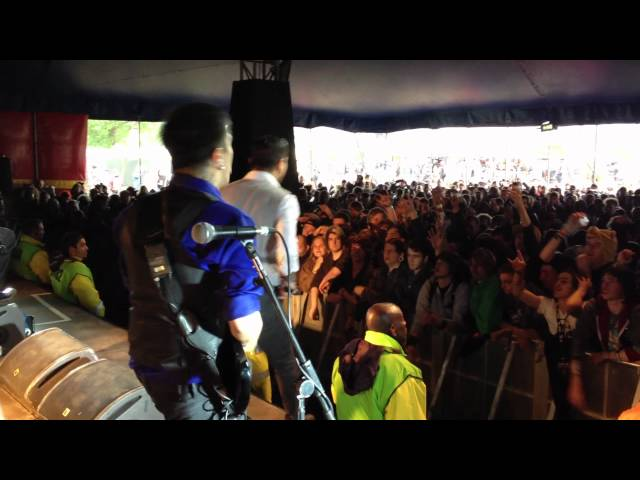 Upon a Burning Body - Intermission LIVE @ Download Festival 2012