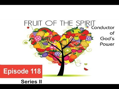 20170530 l KSM l Fruit of the Spirit Conductor of God's Powe