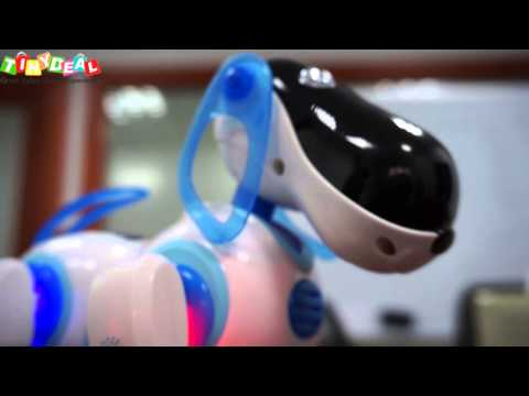 RC Talking robot dog toy! Tinydeal