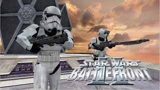 Star Wars Battlefront II Mod - Bespin Industry City 2.0 - Galactic Civil War - Empire Gameplay