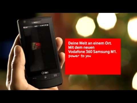 Vodafone Werbung Weihnachten 2009