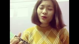 mình yêu từ bao giờ - ukulele cover