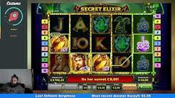 Secret Elixir - Big Win