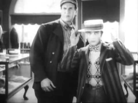 Buster Keaton The hat - YouTube ad6f158779b