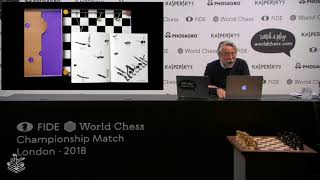 Chess Moves Lecture by Daniel Weil