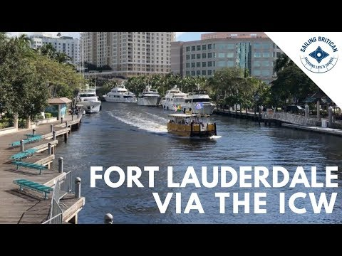Fort Lauderdale via the ICW | Sailing Britican #25