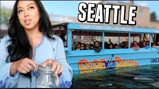 TOURING SEATTLE WITH THE FAMILY! -  ItsJudysLife Vlogs