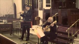 Mauro Giuliani - Gran Duo Concertante op.85 per flauto e chitarra- Duo Balzani-Ascione