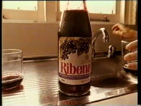 Ribena Australian commercial 1989 with Jackie Woodburne from Neighbours
