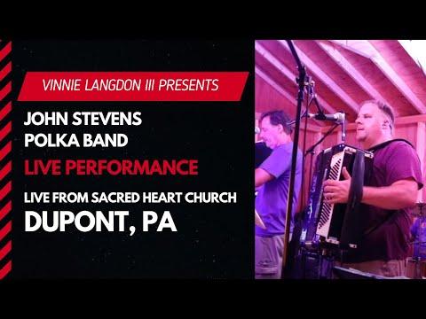 Ep. 966 - John Stevens Double Shot Polka Band Live