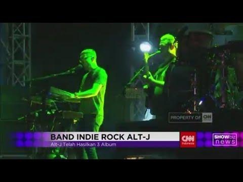 Band Indie Rock Alt-J