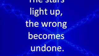 Carrie Underwood-Inside Your Heaven (with lyrics)