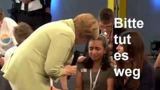 Merkel streichelt Flüchtling und KZ Buchhalter im Knast - Kuchen Talks #94